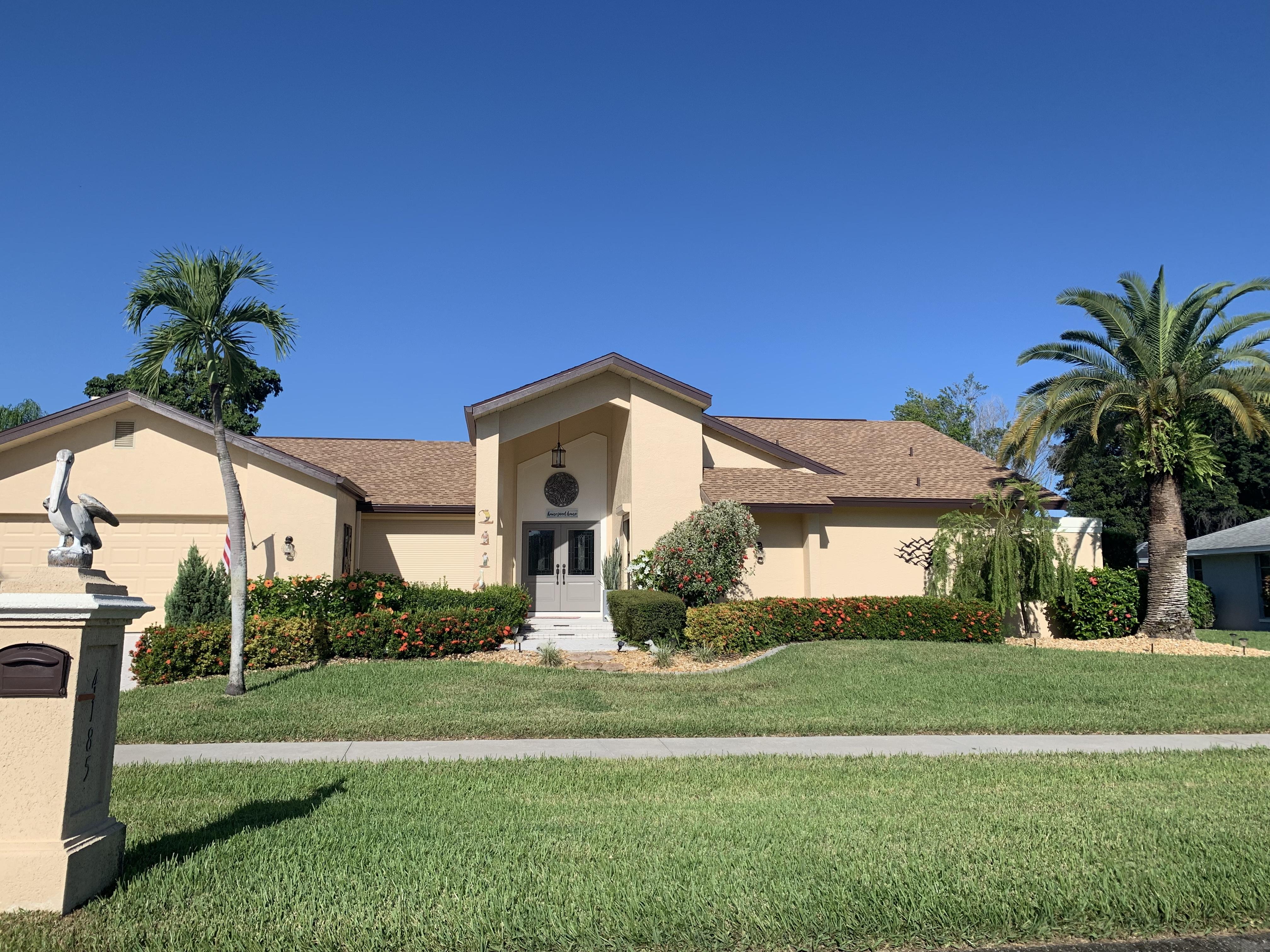 homeowners new shingle roof