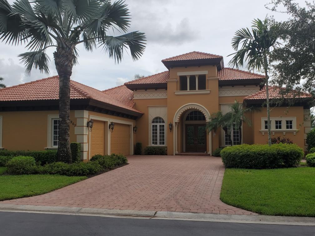 Estero Florida Tile Roof Replacement - First Service ...