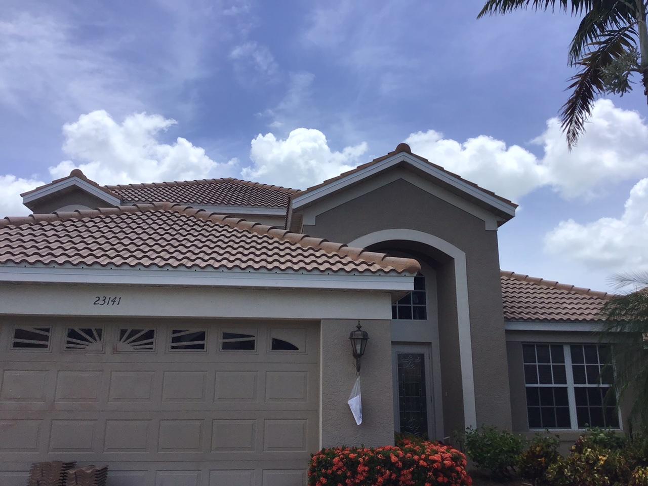 Bonita Springs Roof Replacement