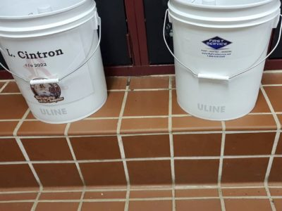 Riverdale Bucket Donations (4)